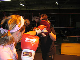 Personal Training, Boxing Fitness